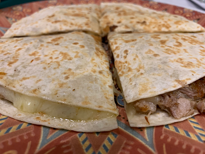 El Mexicano: quesadilla
