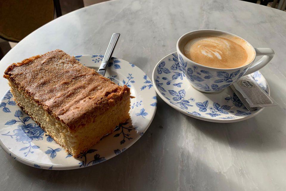 Cafeterías en Pamplona: El Panadero de Eugui