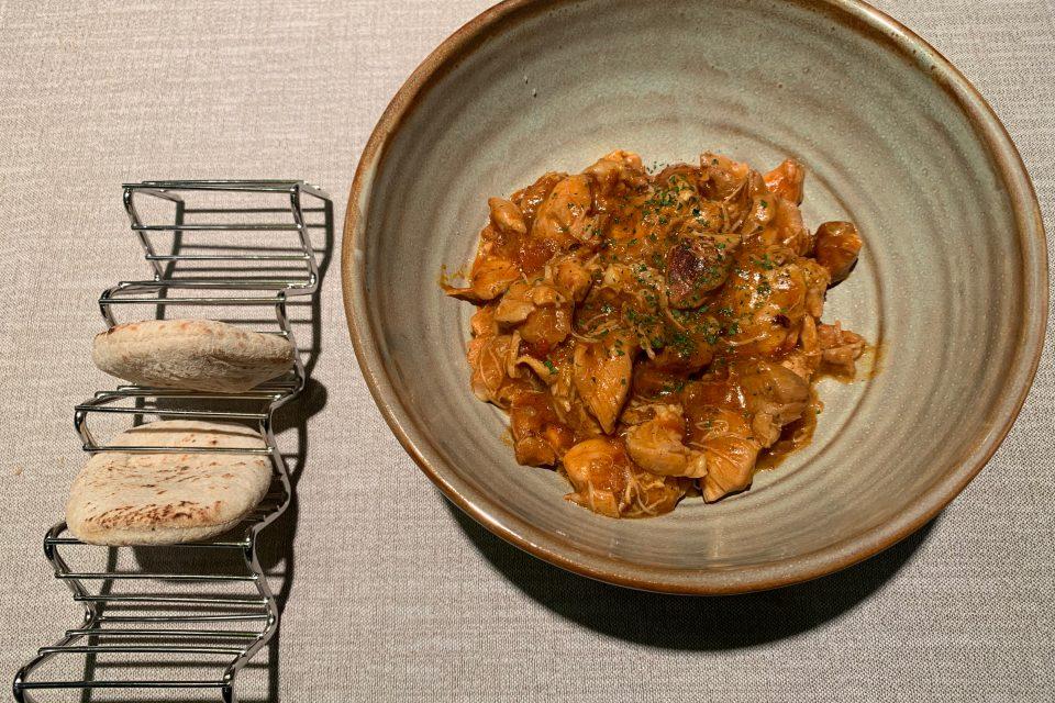 Restaurantes fusión en Pamplona: El Merca'o