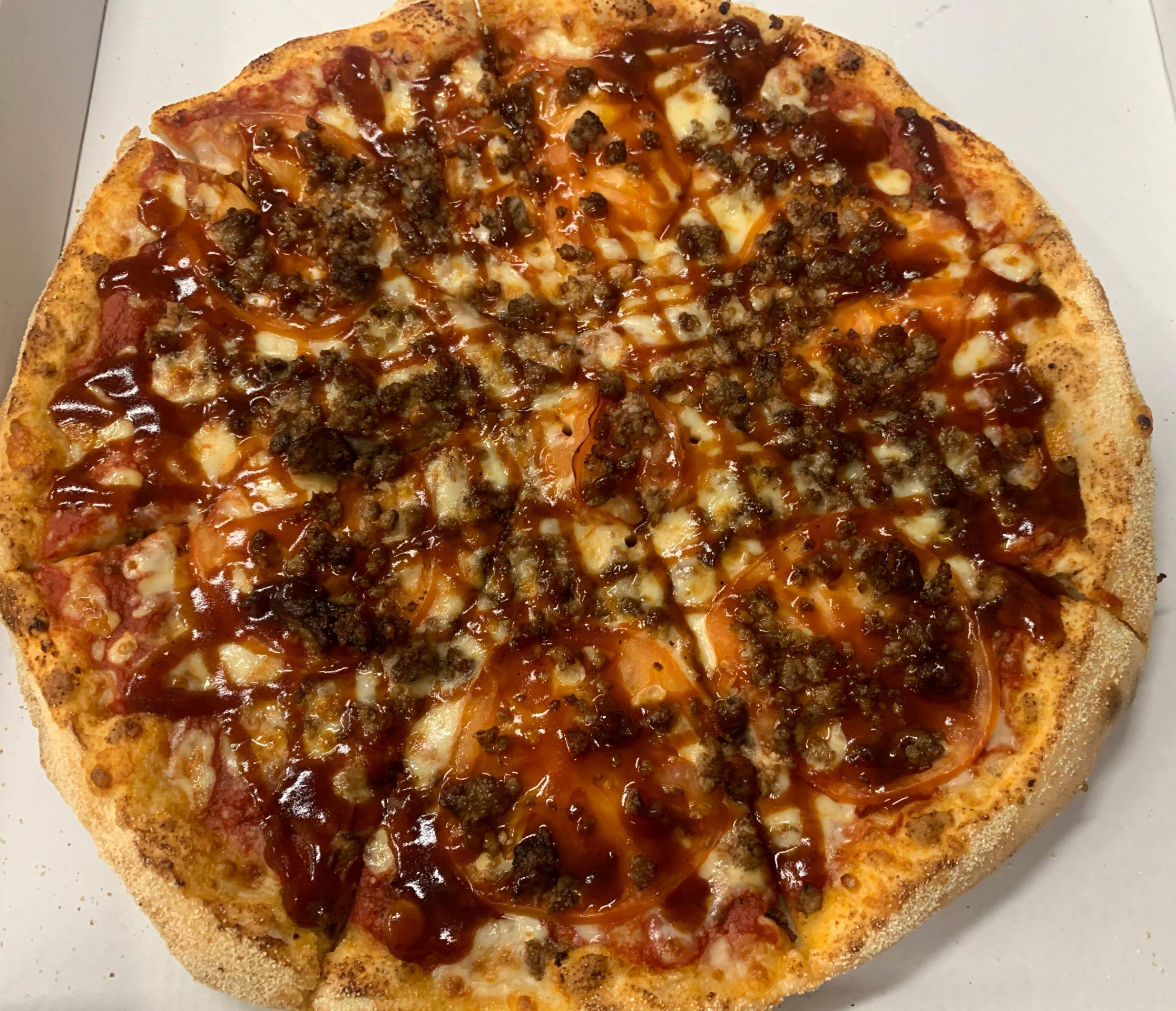 Pibo's Pizza, uno de los bares y restaurantes abiertos en Pamplona durante la desescalada