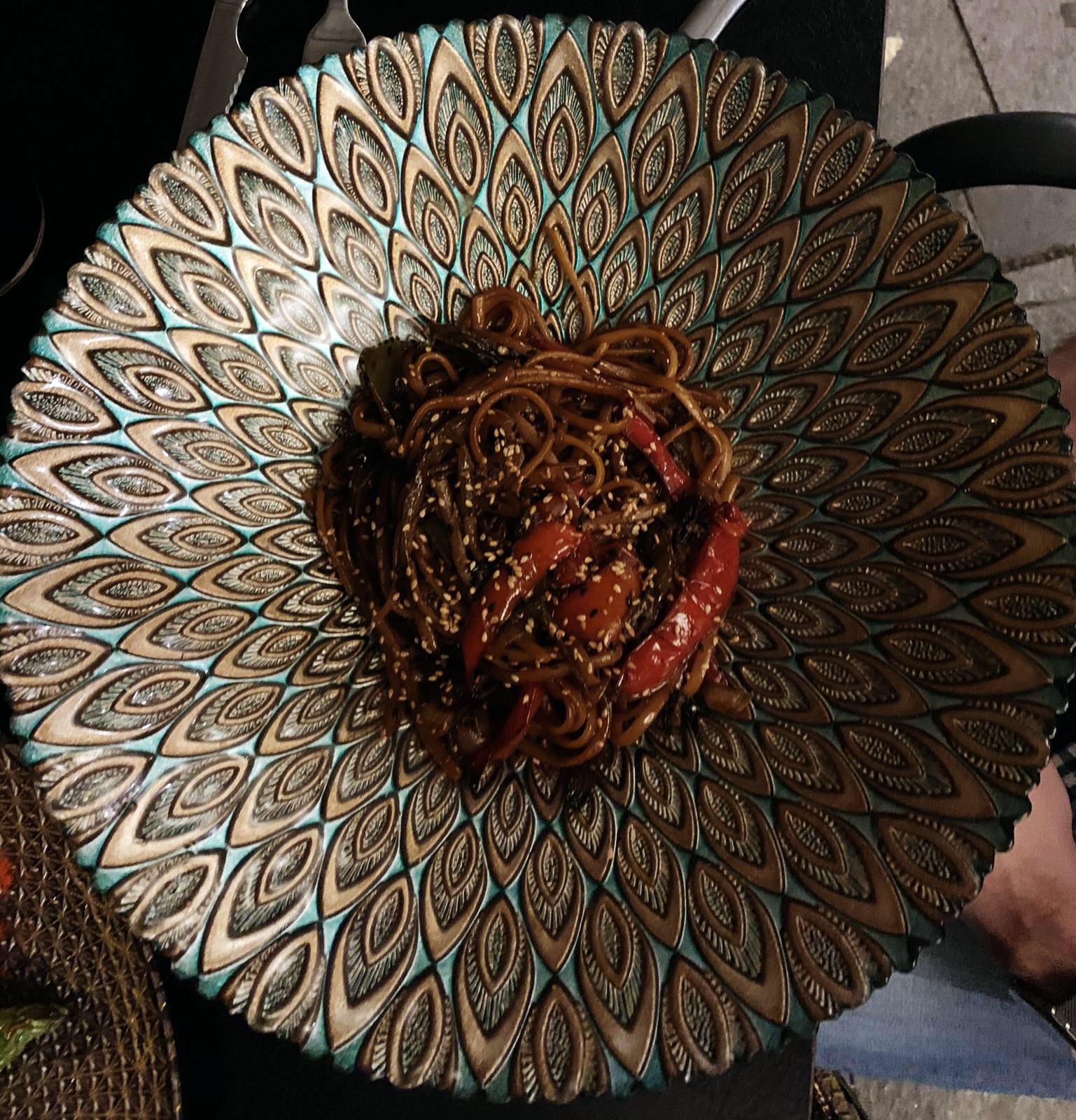 La Loli: wok de tallarín