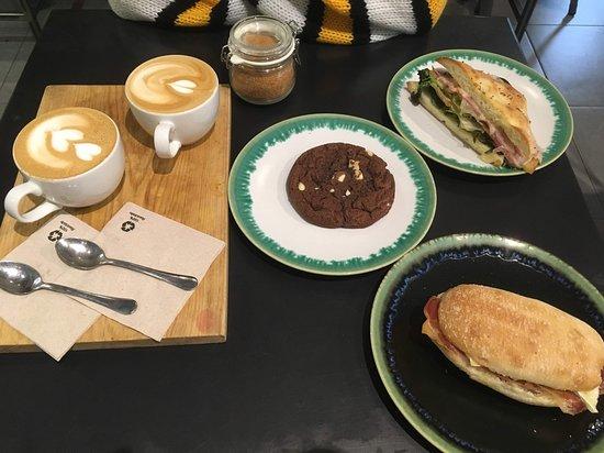 Un café como punto de reunión
