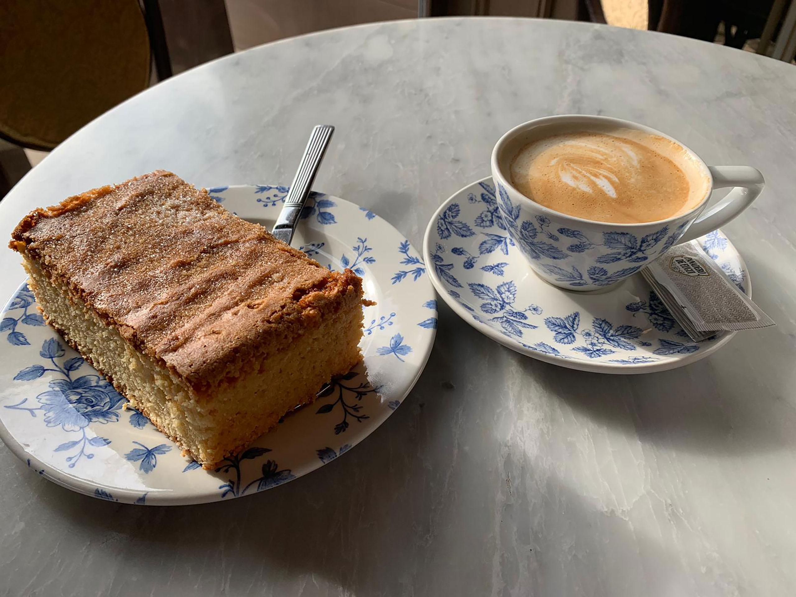 El panadero de Eugui: un espacio pensado para disfrutar