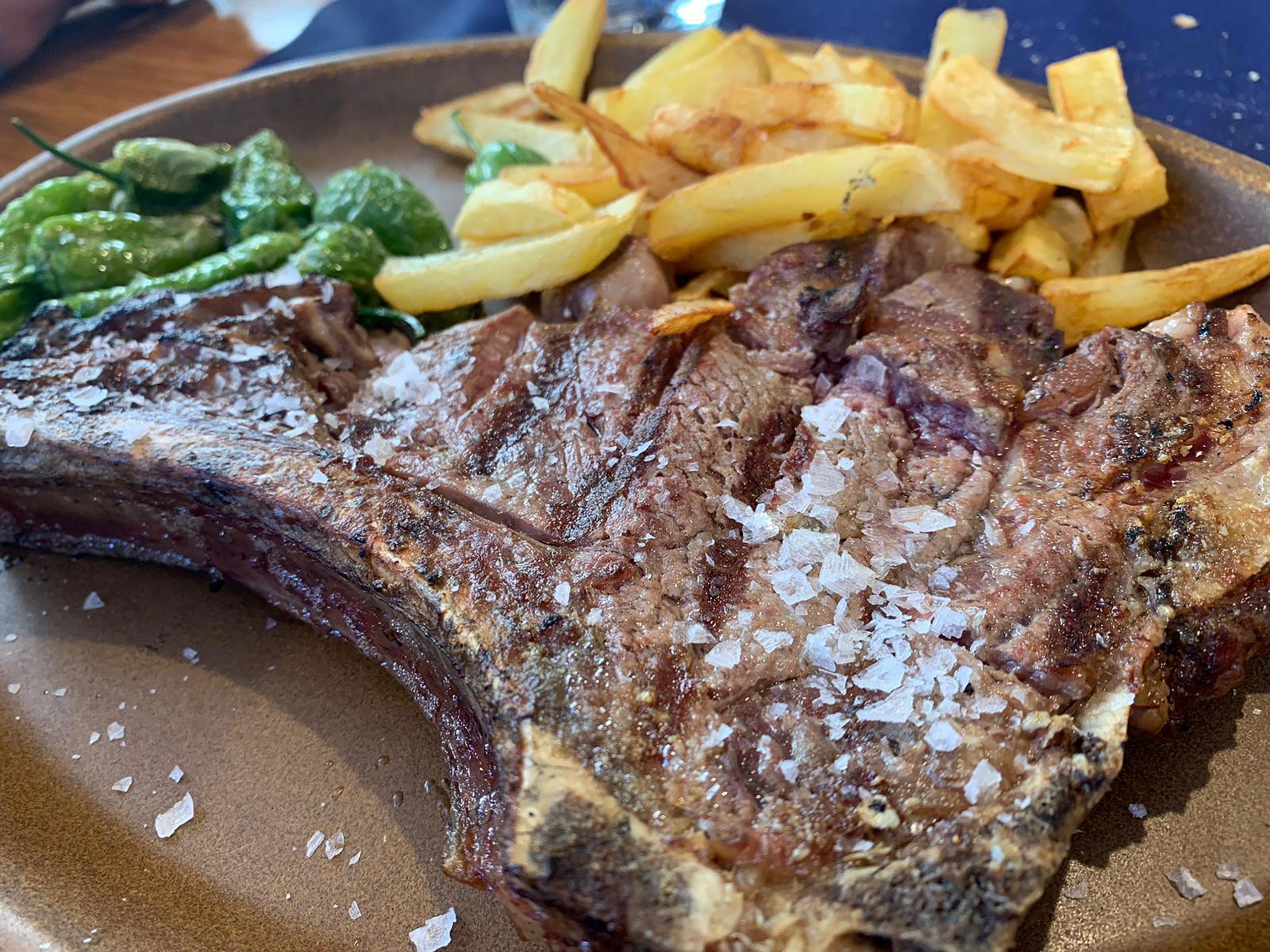 Irulegui e Ibamendi: comida casera en cantidad y de calidad