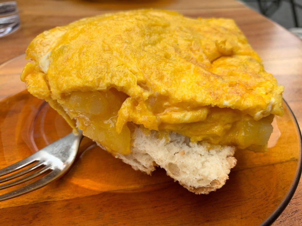 Tortilla de patata del Picnic