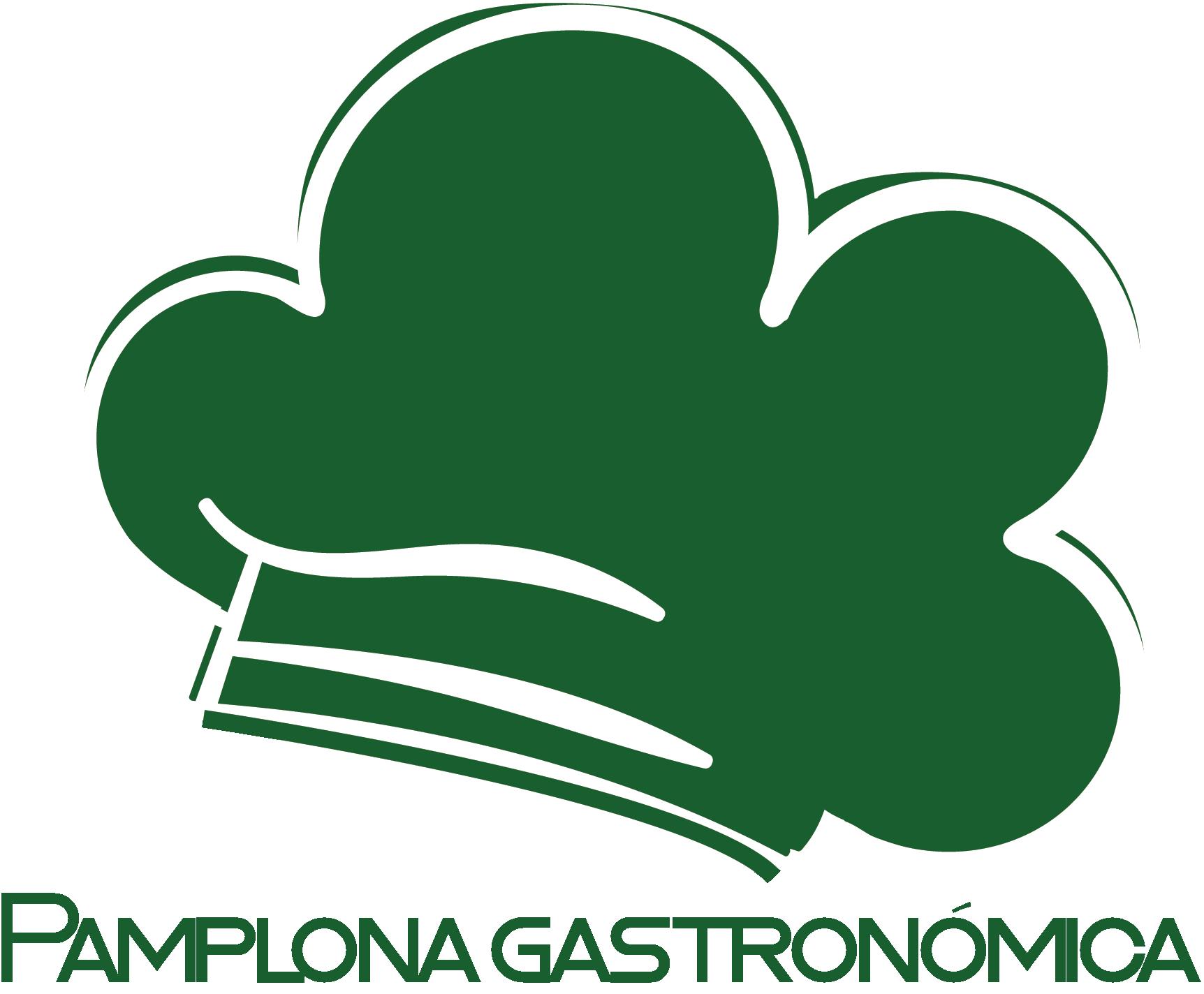 Logotipo de Pamplona Gastronómica