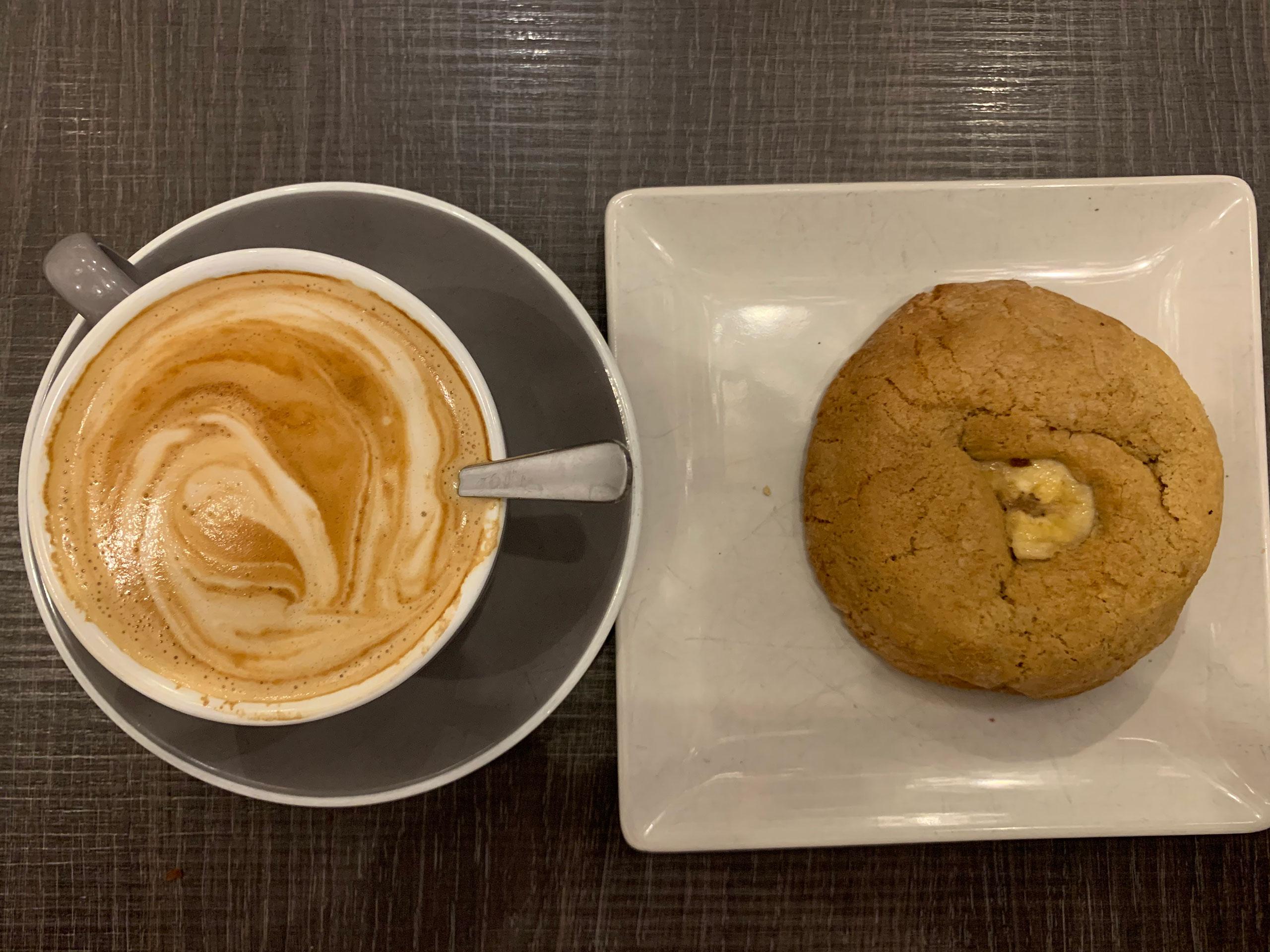 Café Allegro: tranquilidad alrededor de una taza
